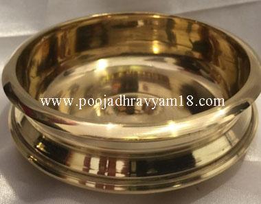 urili for prasadam diffrent size