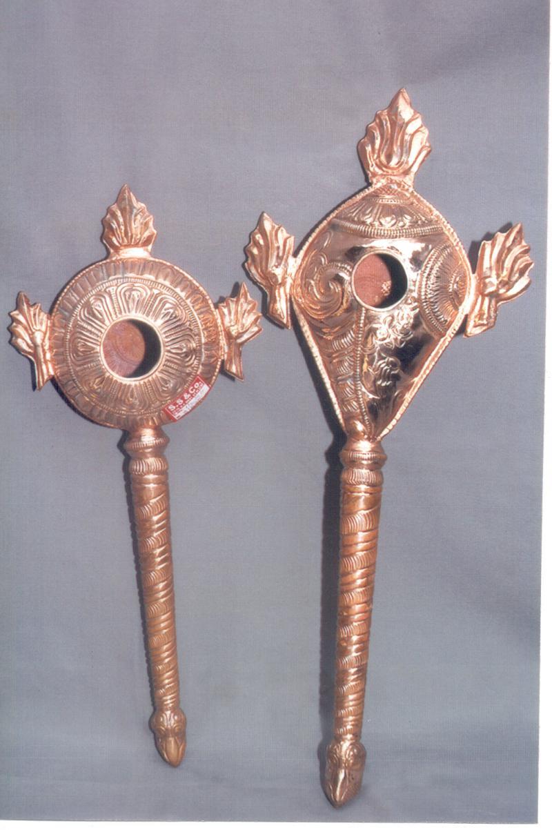 copper shanku chakra