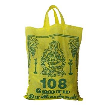 108 poornahuthi Homa Dhravyam