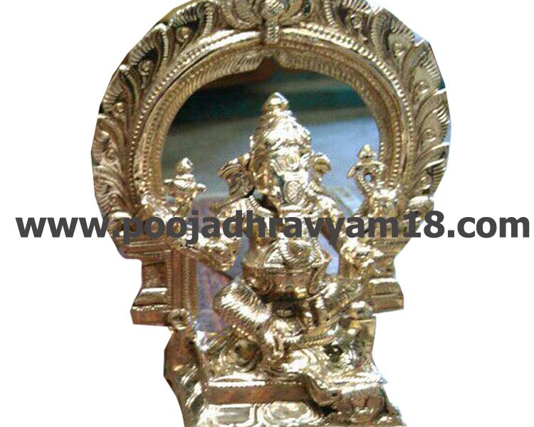Brass Vigraham