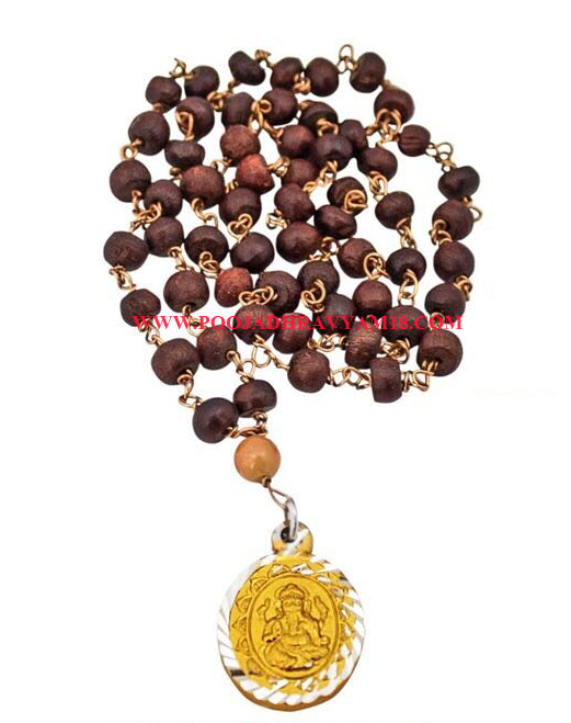 Tulasi mala with Locket and Cup